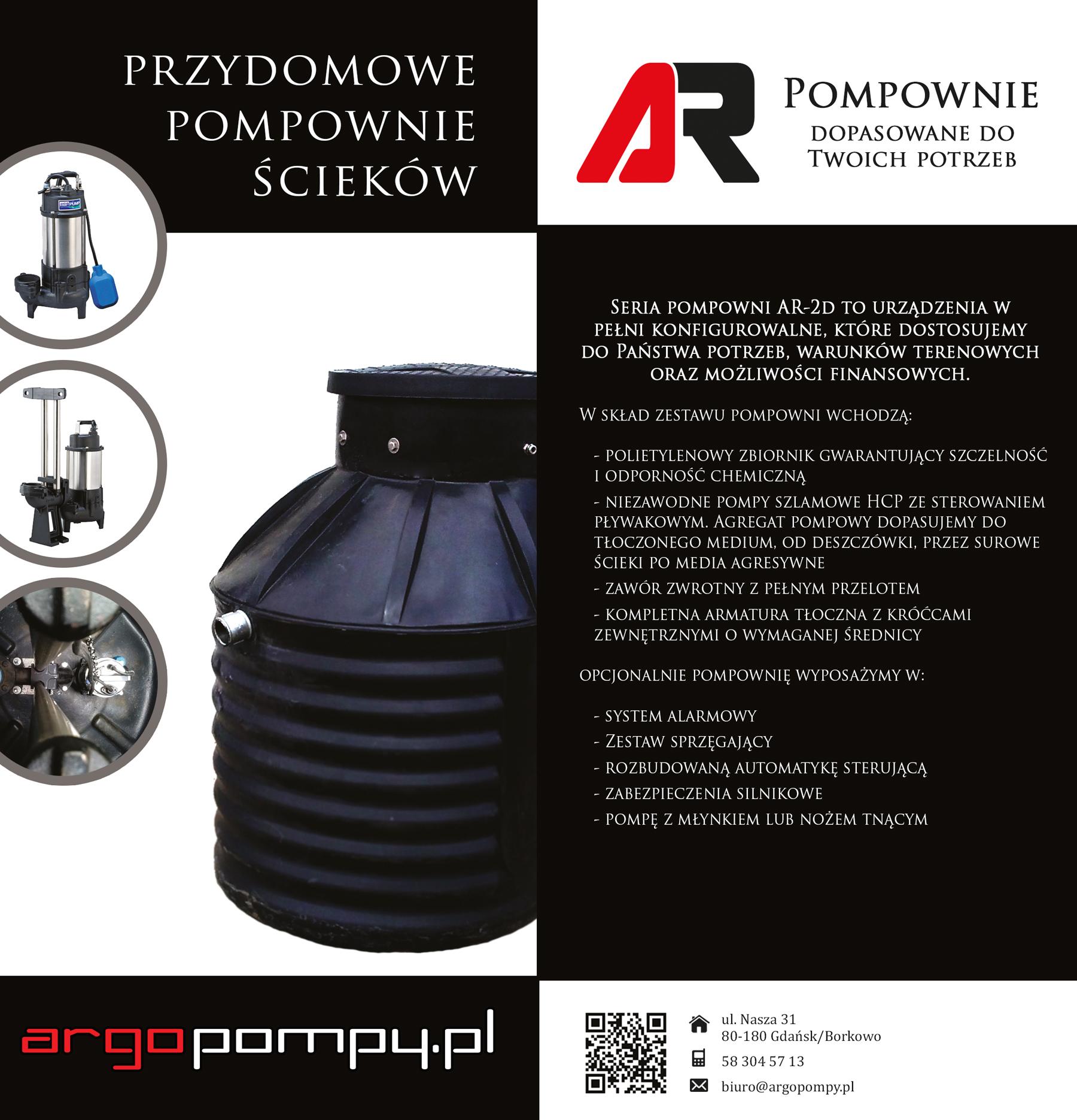 Pompownia Argo